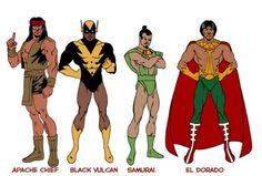 Non-Comic Book DC Characters - Comic Art Community Marvel Comics Superheroes, Dc Comics Characters, Marvel Dc, Gi Joe, Desenhos Hanna Barbera, Arte Nerd, Comic Art Community, Costume Contest, Detective Comics