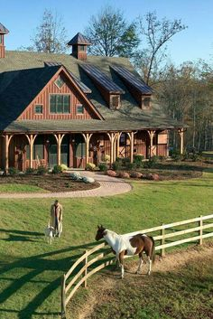 Now This Could Be A Really Awesome House! Delaware Barn Builders ...