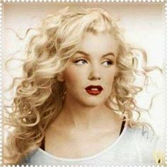 Omg Love Marilyn with long hair too! Her short hair is darling though, & I strongly dislike short hair on women.