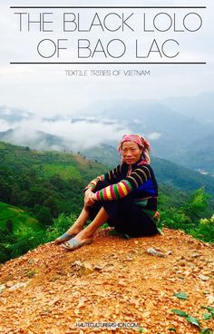 Textile Tribes of North Vietnam Black Lolo Bao Lac