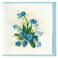 Greeting Cards - Quilling Art - VietNet