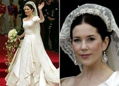 Royal Wedding Dresses: The Bad and the Beautiful (PHOTOS) Yvonne Yorke