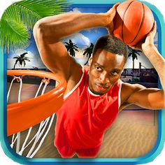 World Beach Baskeball 2017 for PC-Windows and Mac APK Free Sports Games for Android - Play against 30 real basketball teams and enjoy basketball shoot dunk experience. Basketball Practice, Basketball Plays, Basketball Shooting, Basketball Leagues, Live Tv Free, Tv En Direct, National Basketball League, Venus Online, Football Streaming