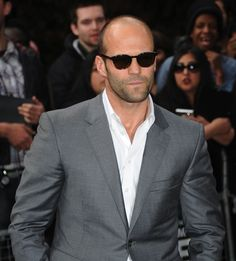 Jason Statham Is The Most Beautiful Bald Man On This Planet and I bet he is not a mitch (male bitch).