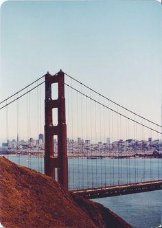 San Francisco , California #goldengate #sanfransisco