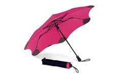 It's the strongest umbrella around, can be popped open with one hand, and is small enough to fit in your handbag. Get your Pink BLUNT XS_Metro umbrella at www.GumbootBoutique.com