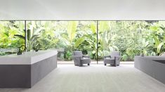 A project of the minimalist home Kim Kardashian and Kanye West in Hidden Hills, California. Kim And Kanye House, Kim House, Rectangle Garden Design, Small Garden Design, Kim Kardashian Kanye West, English Garden Design, Minimal Home, Modern Minimalist House, Minimalist Interior