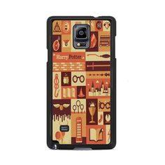 Harry Potter Collage Samsung Galaxy Note 3 | 4 Cover Cases
