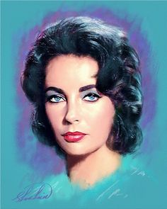 """Elizabeth Taylor. """"Your bright eyes are the windows to your soul. They sparkle every time you smile, and speak a million words that the lips never can."""" - Deodatta V. Shenai-Khatkhate"""