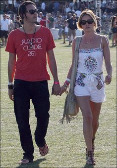 Love her style, I want a romper like this! Cat Deeley
