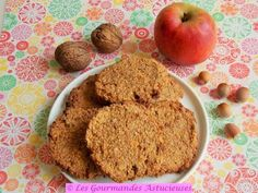Healthy Dessert Recipes, Vegan Recipes, Cookies Light, Desserts With Biscuits, Dessert Biscuits, Vegan Kitchen, Biscuit Cookies, Low Sugar, Sweet Recipes