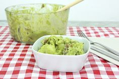This Guilt-Free Green Potato Salad is the perfect gluten-free side to go with your grilling favorites!