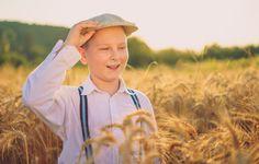 ''He he , grow food ...'' - null