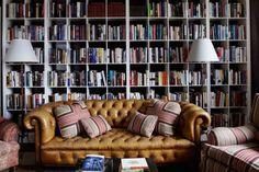 Ha könyvimádó vagy, ettől a tizenhét gyönyörű szobától be fogsz zsongani - 10. kép