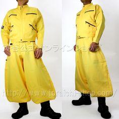 Toraichi 2530-308 2-type tobi jumper 2530-418 Cho-cho long pants