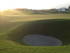 """Beautiful morning at the Ocean Course,"" said PGA Professional Brian Crowell on Saturday."