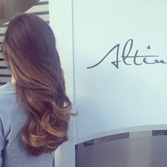 Balayage hair. <3