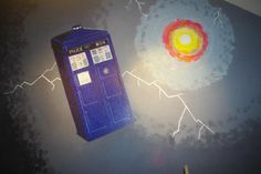 dr who wall