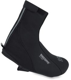 GORE BIKE WEAR WINDSTOPPER Soft-Shell Thermo Overshoe Bike Shoe Covers