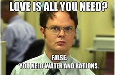 Dwight so crazy but so full of truth ;)