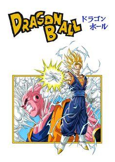 Dragon Ball Z, Dragon Ball Image, Kid Buu, Manga Poses, Ball Drawing, Manga Art, Geek, Digimon, Barber
