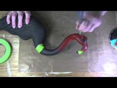 Flamingo Vulture - YouTube How to turn a plastic flamingo into an awesome vulture for Halloween.