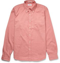 Gant RuggerButton-Down Collar Cotton Shirt