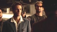 """Episode """"Free Agent"""" Season 2 -   Vaughn posing as an arms dealer.  #Alias"""
