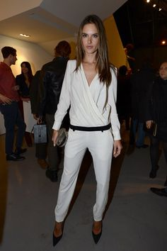 31 Celeb-Approved Ways to Wear This Season's Black-and-White Trend #fashion
