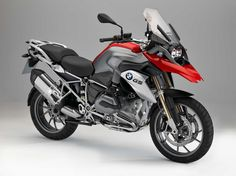 The new 2013 BMW R 1200 GS. Nice!