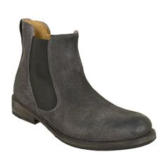 awesome slip on boots BedStu Cobbler Recruit Charcoal Grey Boots @ urbansolesinc.com