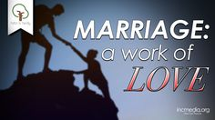 Marriage is amazing and wonderful. But on the other hand it is also complex, and difficult. So when a marriage becomes difficult, distant or unhappy. Churches Of Christ, Fight For Us, Christianity, Religion, Marriage, Names, Faith, My Love, Quotes