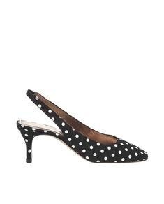 c6e59dc99 Zapatos de salón. Zapatos de salón de mujer Jaime Mascaró en tela negra