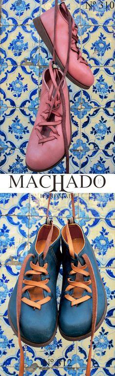 Machado Handmade – leather shoes nº 310/ 312 (ecos do ofício)