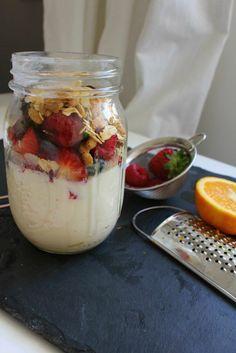 Frühstück im Glas - nonolicious