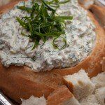 Knorr Spinach Dip - great served with Wheat Thins Great Plains Multigrain Toasted Chips