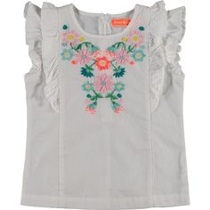 FRED & GINGER Top (sleeveless) MonaFred & Ginger children's clothing and baby clothing