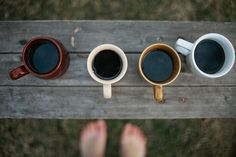 Coffee with friends...
