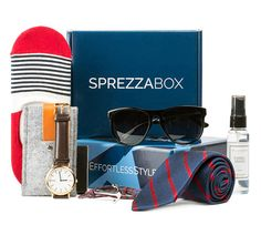 Top Rated Men's Subscription Box for the Modern Gentlemen