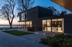 Lake Minnetonka Retreat Home Snow Kreilich Architects