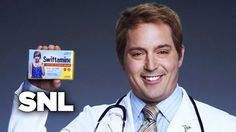 Swiftamine - Saturday Night Live.  There's a new medicine on the market for those affected by vertigo after discovering they love Taylor Swift – Swiftamine.