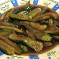 Asian Recipes, Pickles, Green Beans, Cucumber, Chili, Vegetables, Food, Syrup, Chile