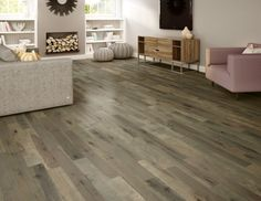 Preverco Yellow Birch, PreOil, Nougat - We are proud to show Preverco's wood floors - they make an excellent product at a reasonable cost.