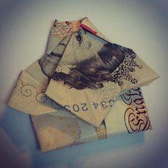 Money Origami.