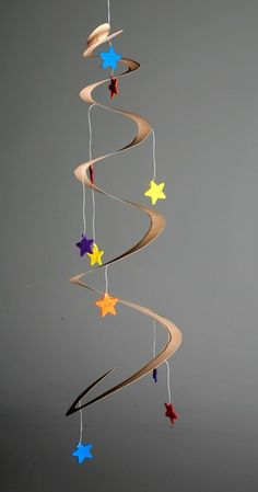 Space Mobile; use it to teach your child about stars or make a planet one as you discover Copernicus