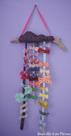 Un porte barrettes personnalisé pour sa chambre [DIY]