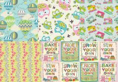 Patchworkstoffe Kids Rugs, Quilts, Blanket, Sewing, Home Decor, Homemade Home Decor, Comforters, Blankets, Dressmaking