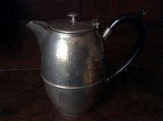 Vintage Pewter Tea or Coffee Pot / English Shop by EnglishShop, £26.00