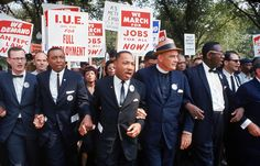 Behind the 1963 march that swept Martin Luther King Jr. and the civil rights movement into the spotlight.