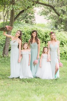 Help your bridesmaids out by opting for a gorgeous Bari Jay gown that they'll want to wear over and over again! http://www.stylemepretty.com/2017/01/05/newly-engaged-say-hello-to-the-perfect-gowns-for-your-girls/ #sponsored Photography: JJ Ignotz - http://www.jjignotz.com/
